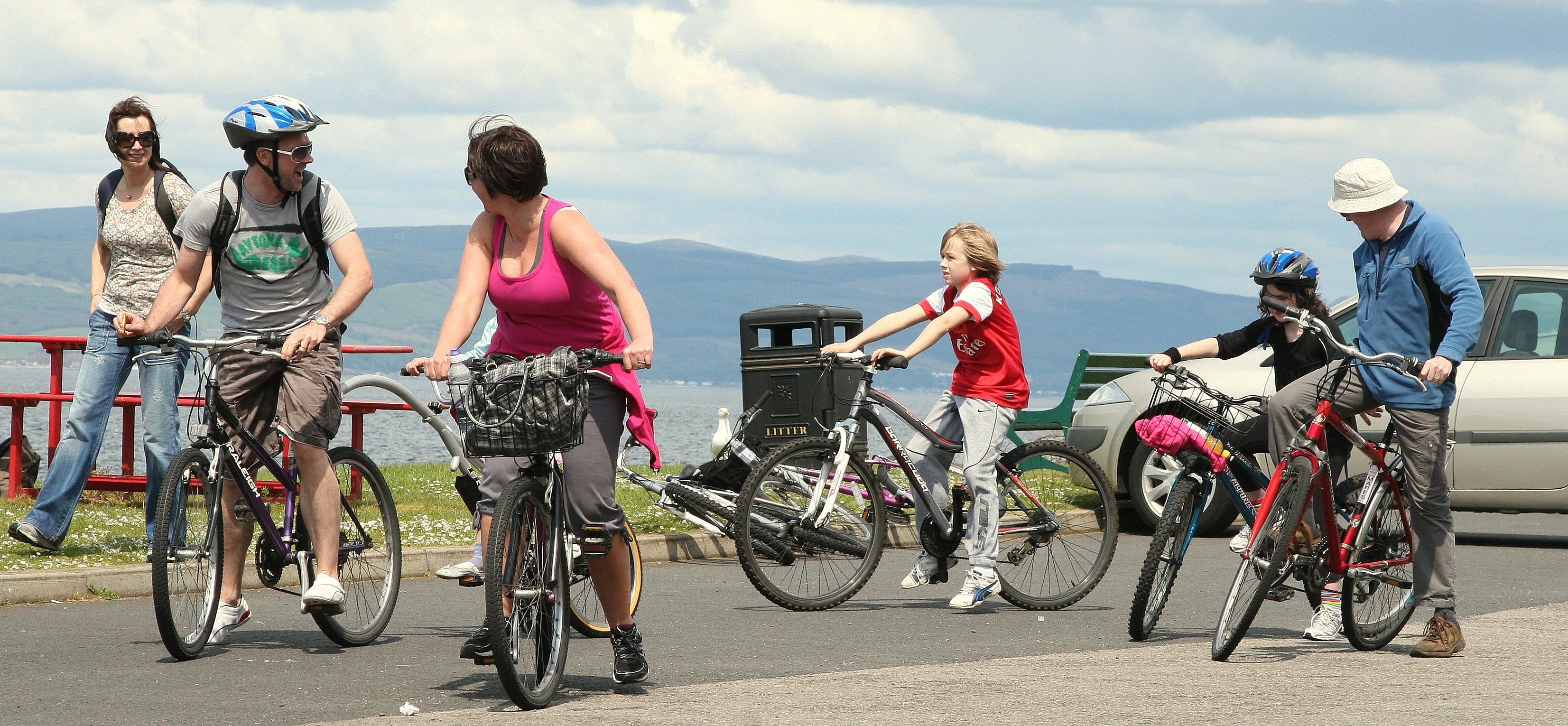 Tour de Millport - A Great Day