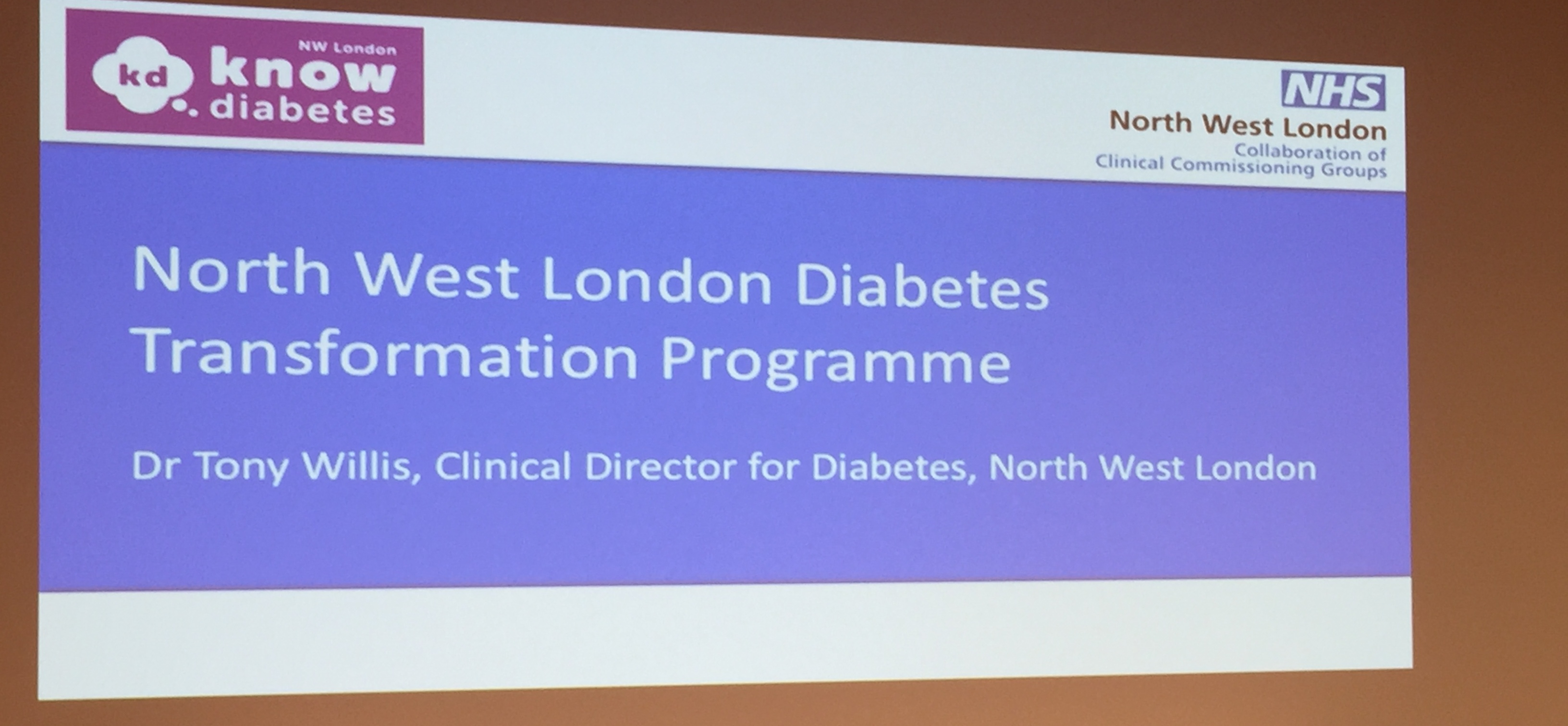 NW London World Diabetes Day Event