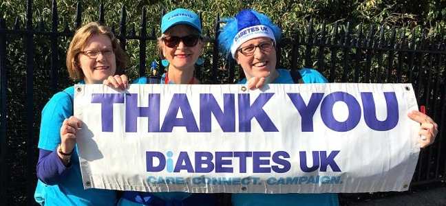 Diabetes UK Bridges Challenge