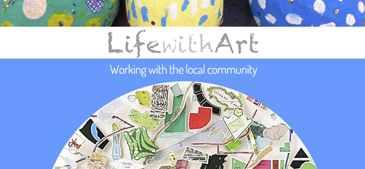 LifewithArt Workshops - positive wellbeing