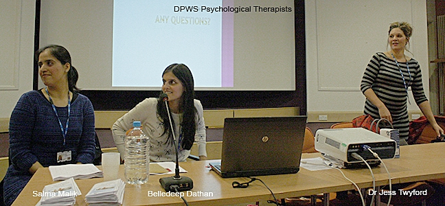 Diabetes Psychological Wellbeing Service - DPWS