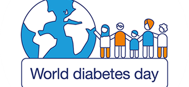 World Diabetes Day Information Stall