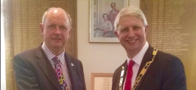 DUK Chosen as Sevenoaks Mayor's Charity of the Year