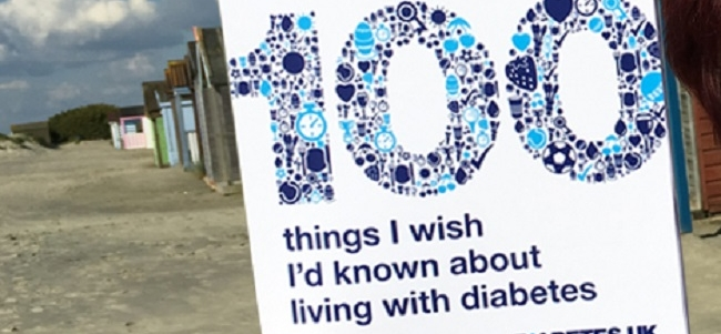 Former nurse from Weymouth backs diabetes book